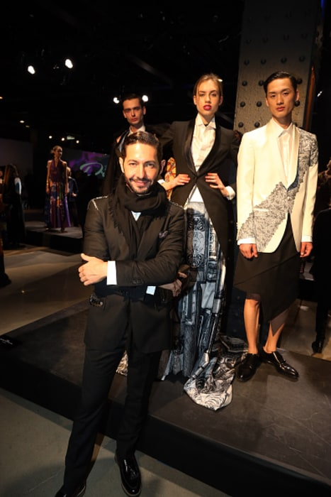 Epson Digital Couture - Presentation - Fall 2016 New York Fashion Week