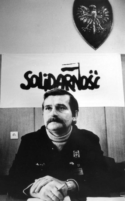 Image: Lech Walesa