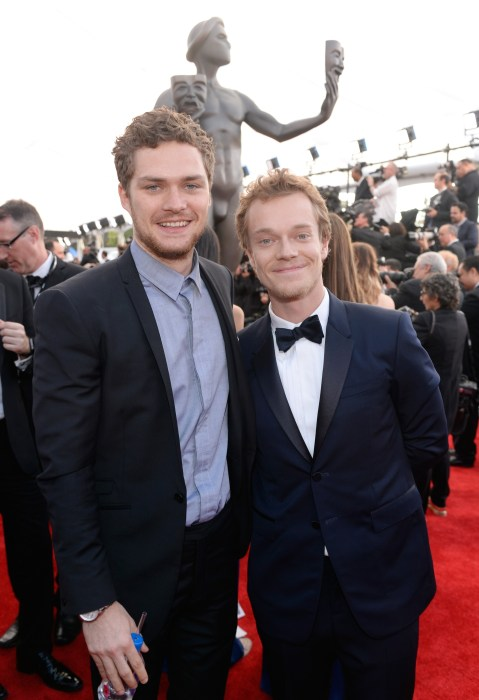 Image: The 22nd Annual Screen Actors Guild Awards - Red Carpet