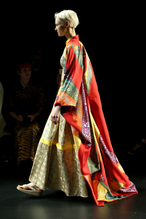 Image: Hiromi Asai - Runway - Fall 2016 New York Fashion Week: The Shows