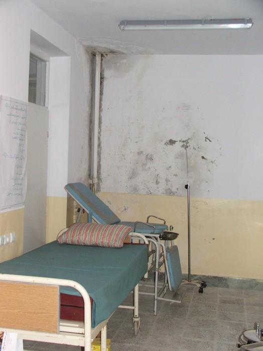 Image: Salang hospital