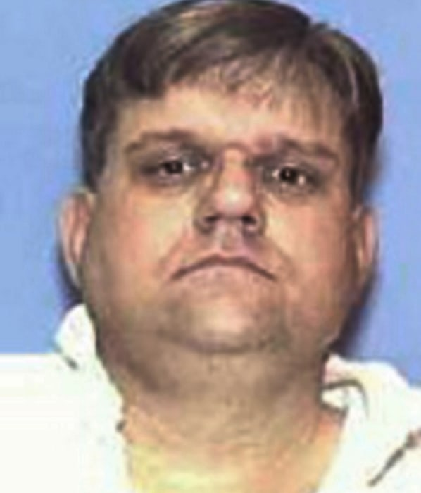 Image: Texas Department of Criminal Justice photo of death row inmate Coy Wesbrook