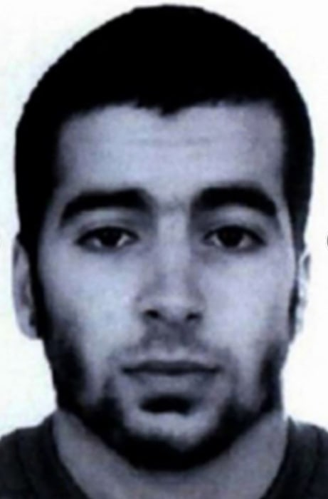 Image: FRANCE-ATTACKS-SUSPECT