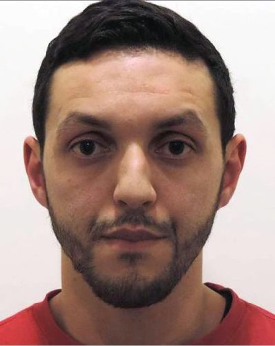 Image: suspect Mohamed Abrini