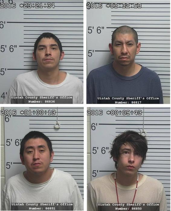 IMAGE: Utah rape suspects
