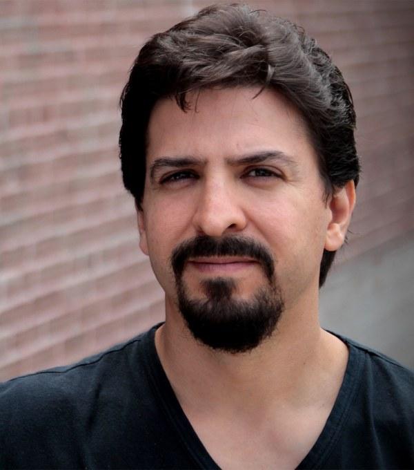 Headshot of Anthony Lucero.