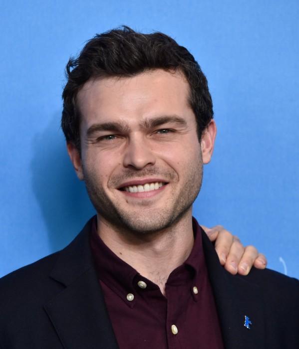 Image: Actor Alden Ehrenreich