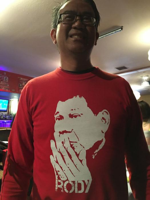 """Reynaldo """"Bong"""" Aralar"""
