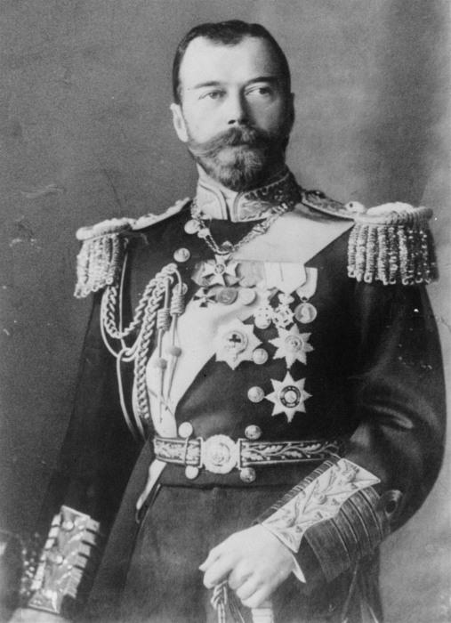 Image: Czar Nicholas II