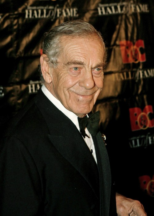 Image: Morley Safer