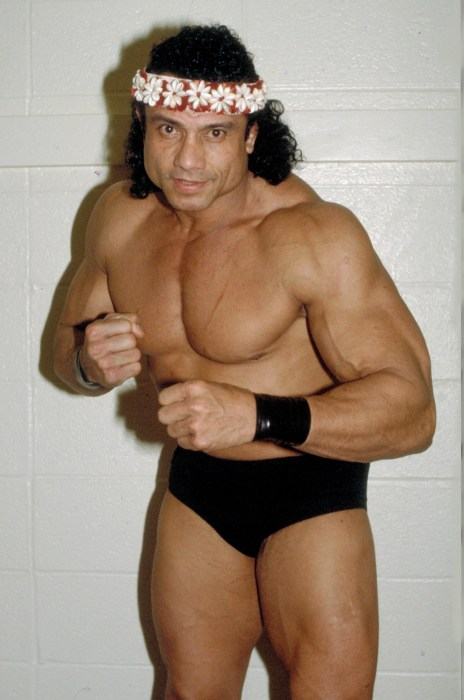 Image: Jimmy Superfly Snuka charged in 1983 Murder