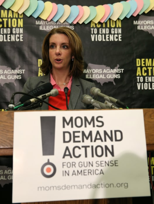 Gun Control Advocates Discuss New Study Of School Shootings Since Newtown