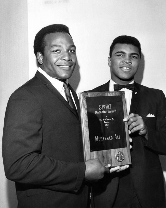 Jim Brown, Muhammad Ali