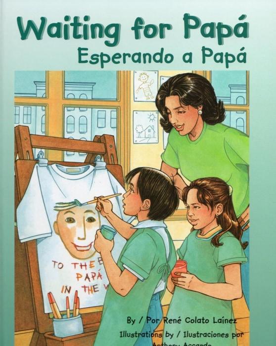Waiting for Papa - Esperando a Papa - By Rene Colato Lainez