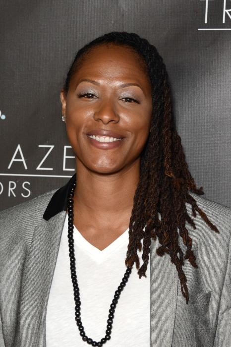 Chamique Holdsclaw attends the 2016 Trailblazer Honors
