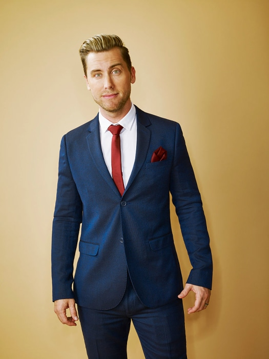 Lance Bass at 25th Annual EMA Awards