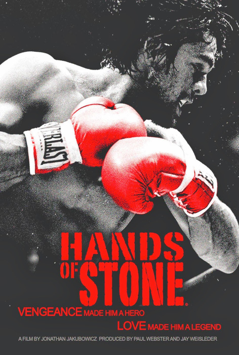 Hands of Stone Edgar Ramirez Movie Poster