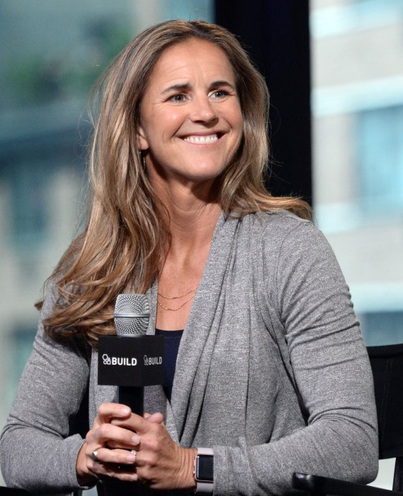 Tits Brandi Chastain  nude (14 images), Instagram, braless
