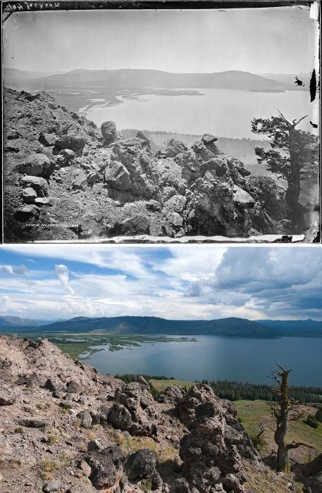 Image: Yellowstone Lake