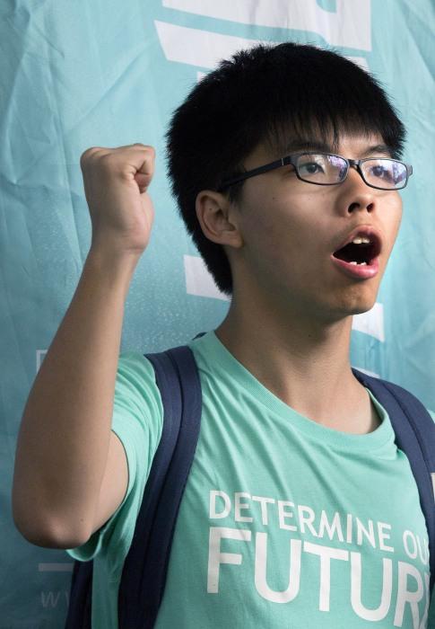 Image: Joshua Wong