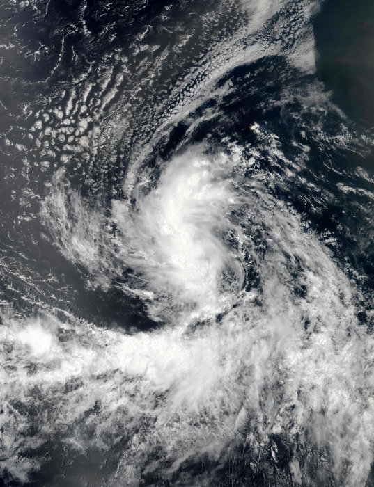 Image: Tropical Storm Gaston
