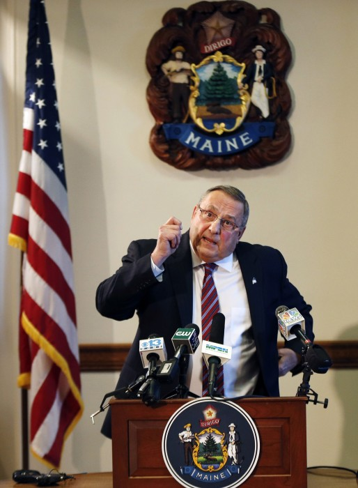 paul lepage controversial history