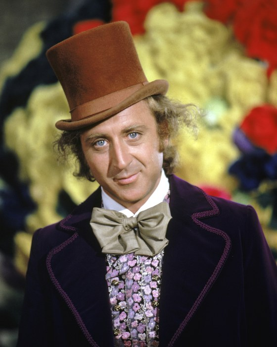 Willy Wonka Wilder