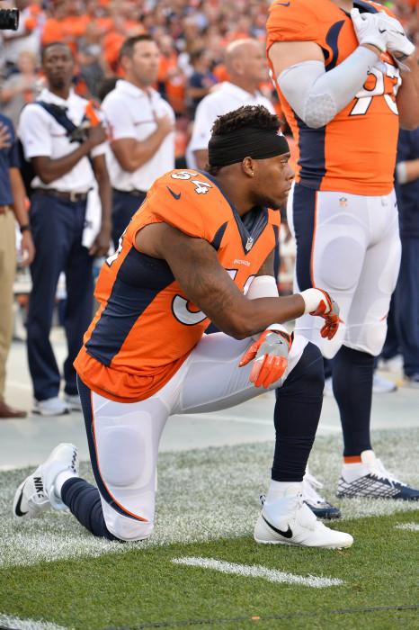 Image: NFL: Carolina Panthers at Denver Broncos