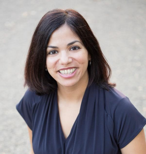 Author Daisy Hernandez