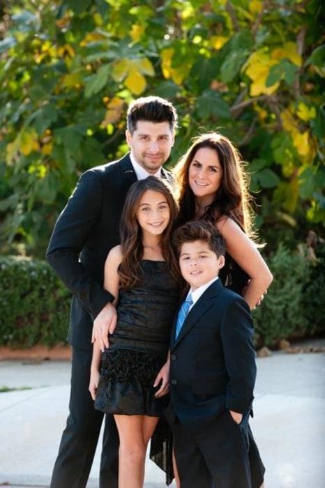 IMAGE: Longstreet family