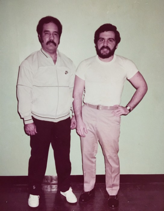 Image: Antonio Bascaro and Jose Luis Acosta