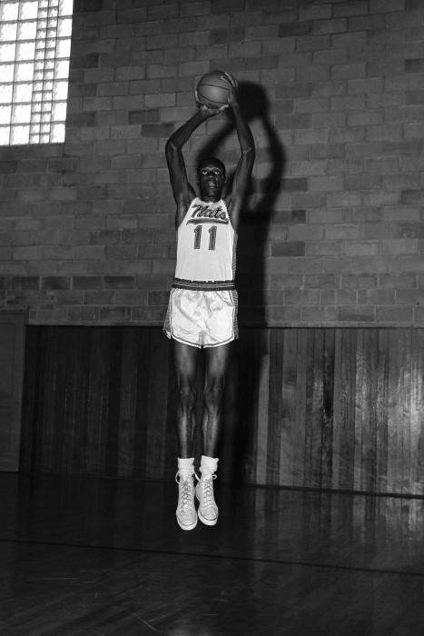 Today in history earl lloyd became first black nba player nbc news