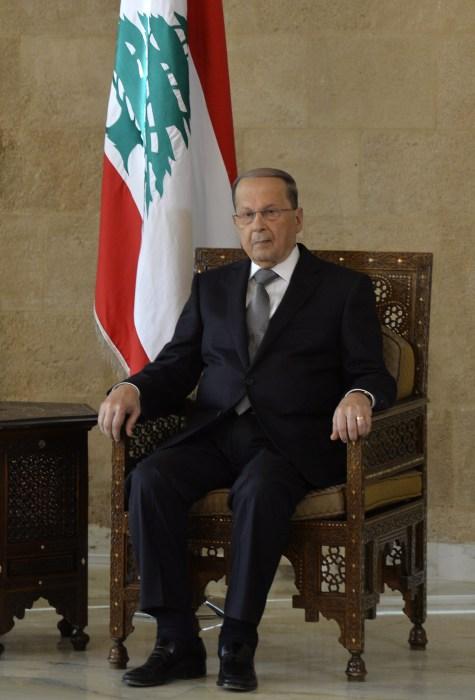 Image: Michel Aoun