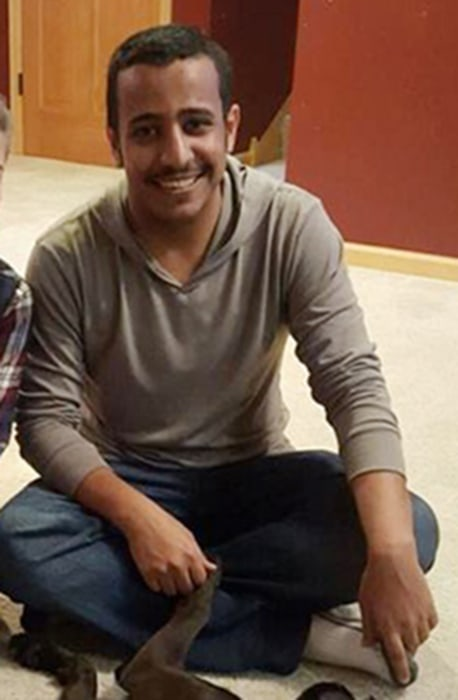Image: Hussain Saeed Alnahdi, a student at University of Wisconsin-Stout, died after a weekend assault