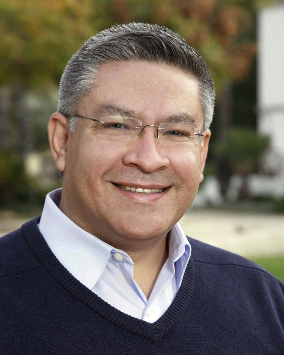 In this undated photo provided by the Carbajal For Congress Campaign, California Democrat Congressional candidate Salud Carbajal.