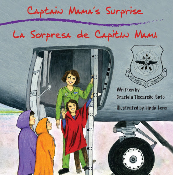 Captain Mama's Surprise: La Sorpresa de Capitan Mama by Graciela Tiscareno-Sato