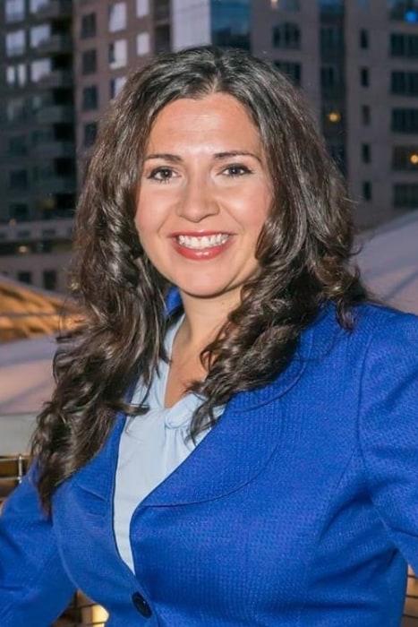 Colorado Senate Minority Leader Crisanta Duran (D).