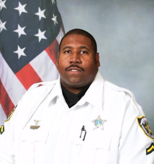 IMAGE: Orange County sheriff's Deputy Norman Lewis