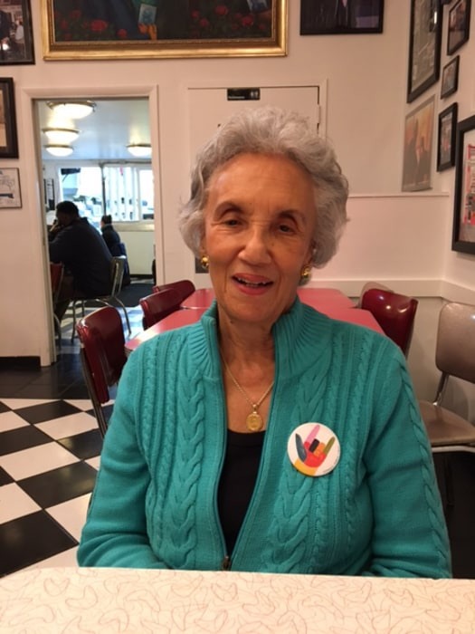 Image: Virginia Ali, 83, the owner of famous Washington, D.C. eatery Ben's Chili Bowl on U Street.