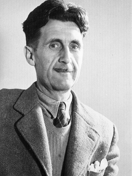 Image: George Orwell