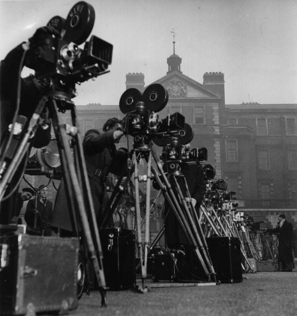 Image: Coronation of Queen Elizabeth II in 1953
