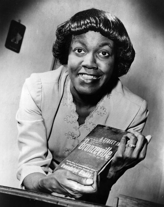 a biography of gwendolyn brooks Free essay on biography on gwendolyn elizabeth brooks available totally free at echeatcom, the largest free essay community.