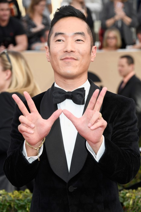 Image: The 23rd Annual Screen Actors Guild Awards - Arrivals
