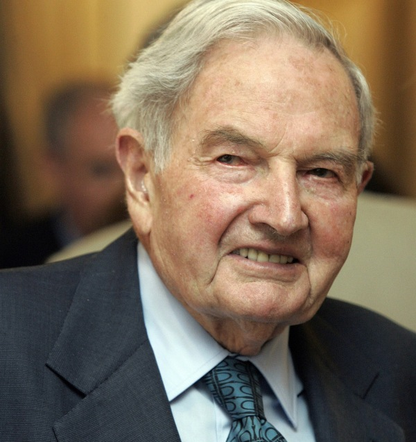 David Rockefeller, Grandson of Standard Oil Co-Founder, Dies at 101 thumbnail
