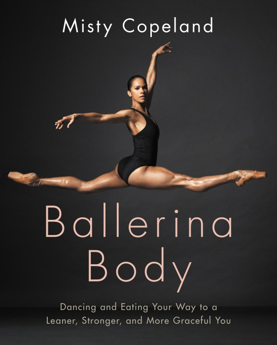 Misty Copeland: A Day With the Ballerina on Her Book Tour ...