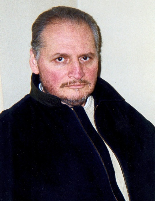 Image: Convicted Venezuelan terrorist Ilich Ramirez Sanchez, known as Carlos the Jackal is pictured on March 3, 2004.