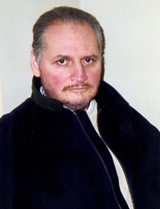 Image: Convicted Venezuelan terrorist Ilich Ramirez Sanchez, known as Carlos the Jackal is pictured on March 3, 2004.
