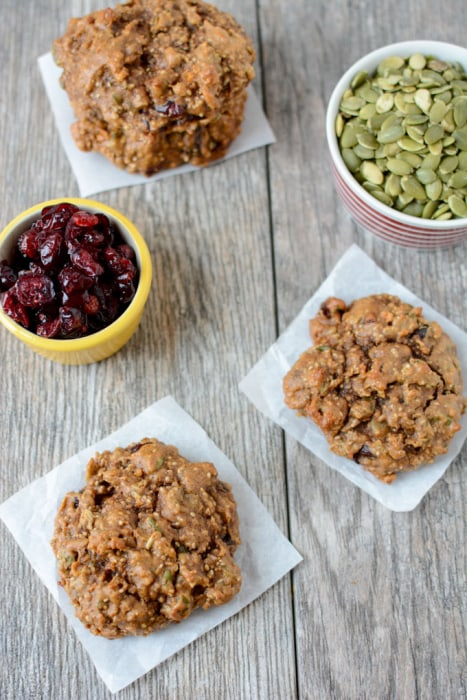 Image: Sweet potato protein cookies from The Lean Green Bean blog