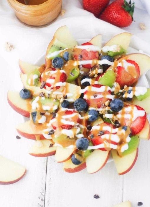 Image: Fruit Nachos