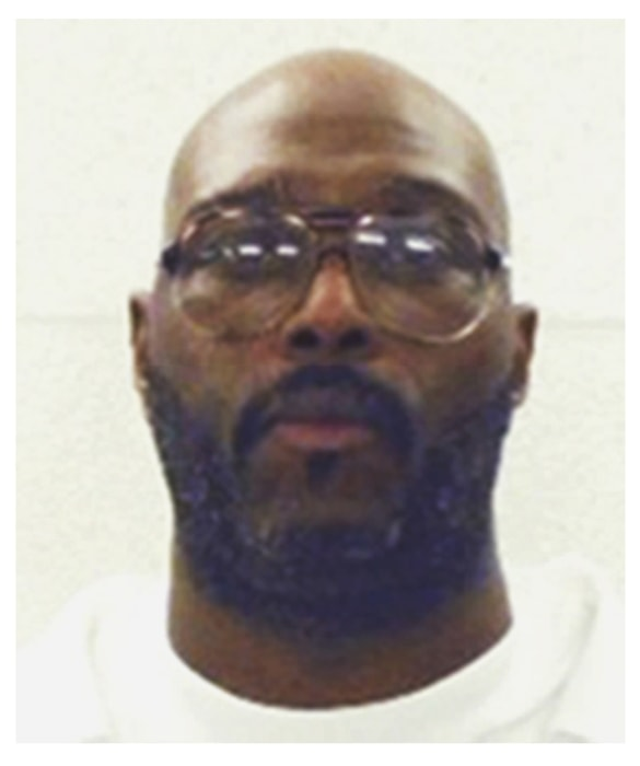 Image: Death Row inmate at the Arkansas Department of Correction, Stacey Johnson.